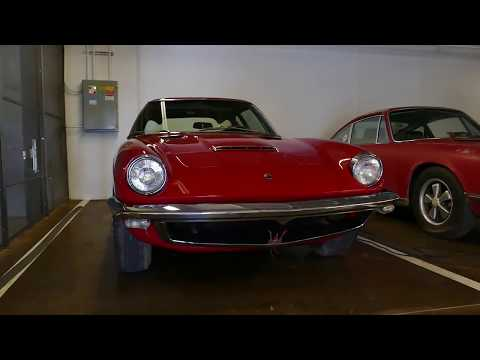 1967 Maserati Mistral 4000 GT Alloy