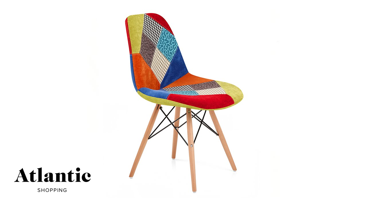 Patchwork Eames Chair