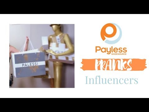 """Influencers """"Pay"""" Exorbitant Prices for Payless Shoes!"""