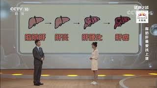 [健康之路]脂肪肝最爱找上谁 在中国 脂肪肝导致肝癌的人群在增加| CCTV科教