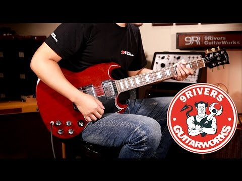 Gibson SG '61 2006 Full Review (English Subtitle Updated)