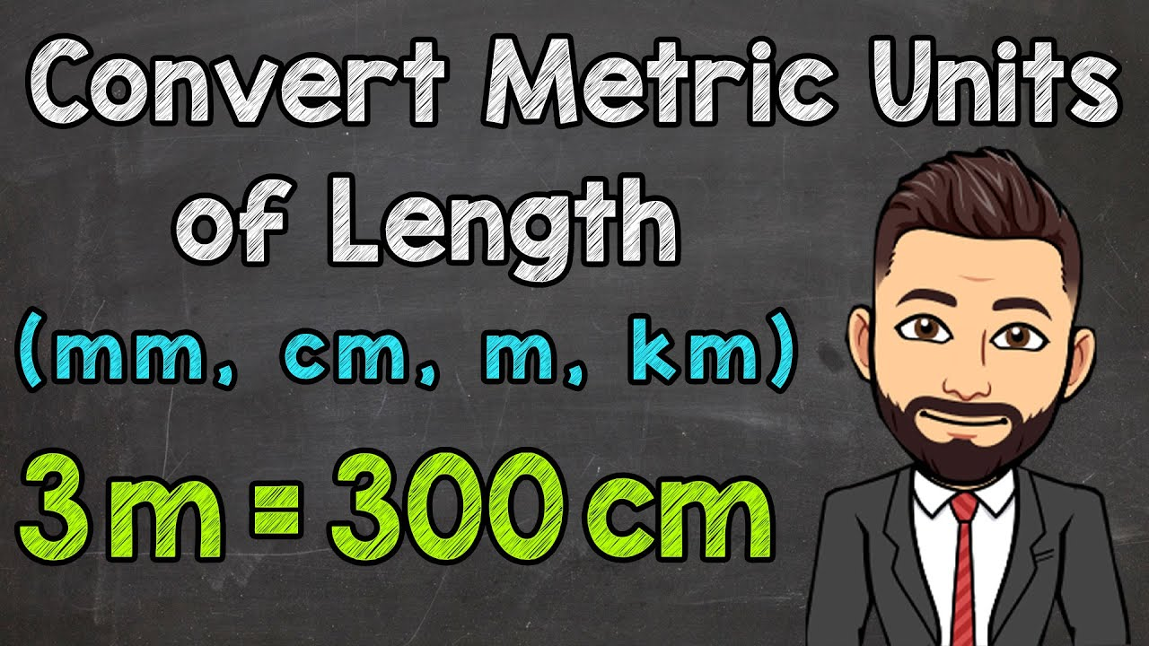 Download Metric Units of Length | Convert mm, cm, m and km