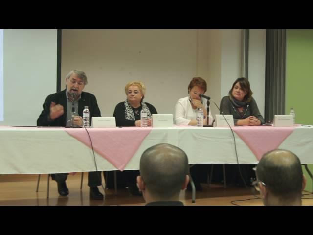 Enric Vendrell director de asuntos religiosos en el acto del día Internacional de la mujer