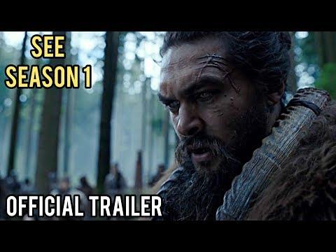 Смотри / See | Официальный трейлер (1 сезон, 2019) Джейсон Момоа