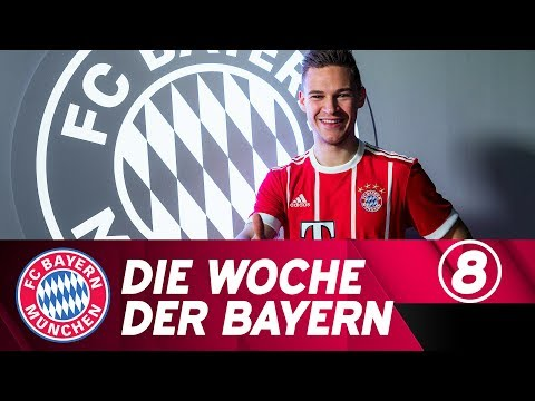 Die Woche der Bayern: #Kimmich2023, Alaba-Jubiläum & Heimsieg gegen den HSV? | Ausgabe 8