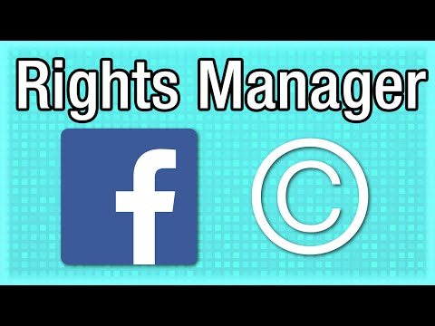 Facebook Rights Manager: Content ID For Facebook?