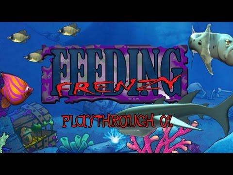 Feeding Frenzy Playthrough 02