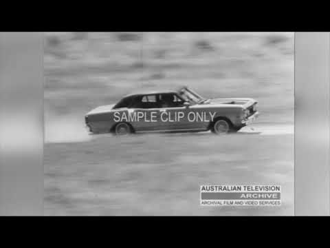 THE BOLD NEW FORD FALCON! (Classic Australian TV Commercial)