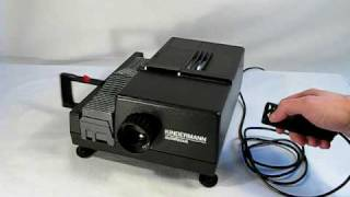 Kindermann dia slide projector