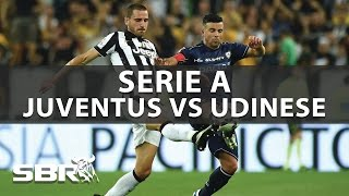 Juventus vs Udinese - Serie A Predictions | Sun 16th Oct 2016