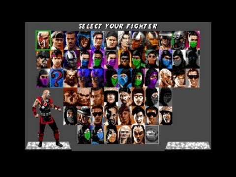 Ultimate Mortal Kombat Trilogy - Playthrough