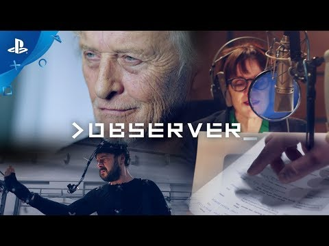 Observer - Behind The Scenes Featurette | PS4