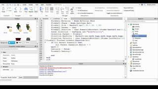 Roblox studio How to script a Launching fireball when you press E