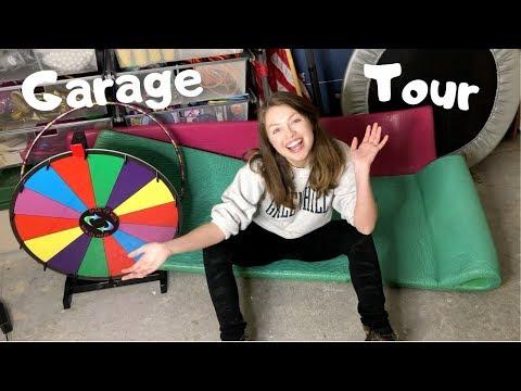 Garage Tour - March 2020