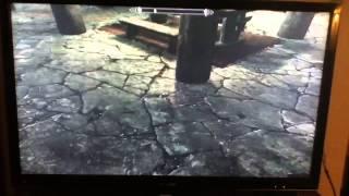 Skyrim:The Frozen Hearth Glitch