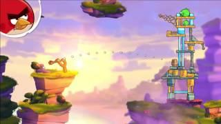 ЭНГРИ БЕРДС - прохождение игры Angry Birds 2016