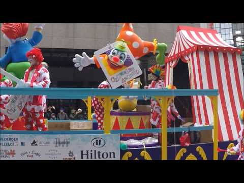 Santa Claus Parade - Toronto 2017