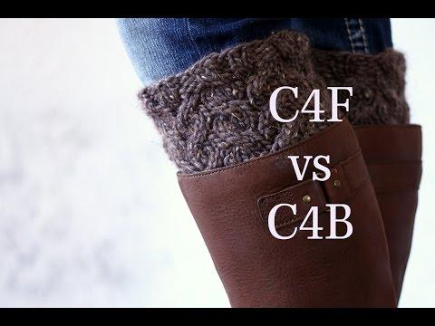 C4F Vs C4B Comparison