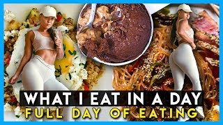 real what i eat in a day