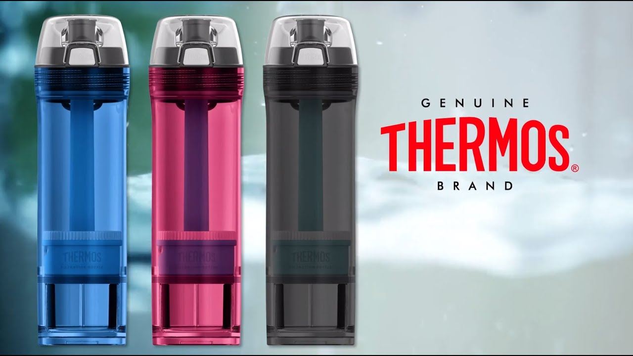 The Filtration Bottle From Genuine Thermos 174 Brand Youtube