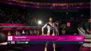 [TTB] London 2012 Olympics Playthrough w/ Commentary - Shooting and Gymnastics Events!