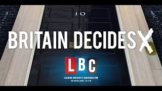 LBC Battle Bus: Danny Alexander Live On The Bus