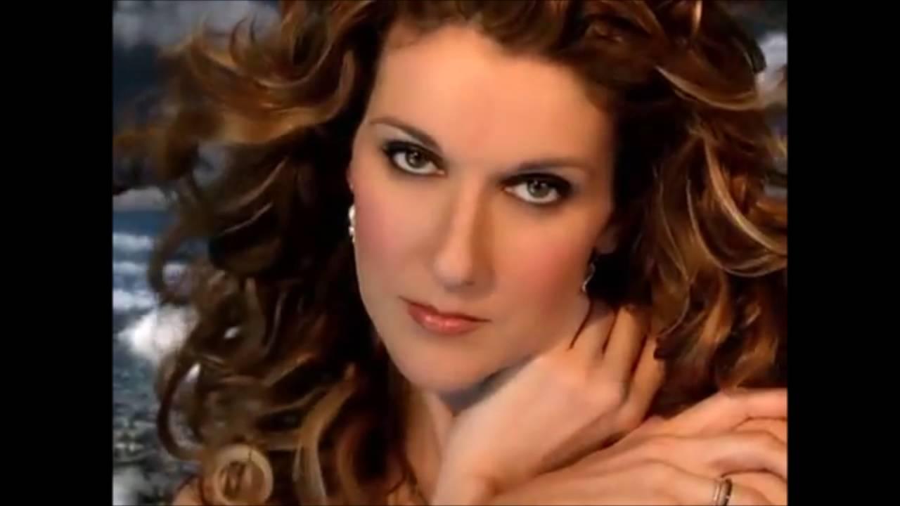 Celine dion youtube