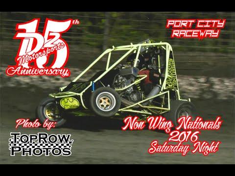 D2 Motorsports - Port City Raceway - Non Wing Nationals 2016 - Part 2