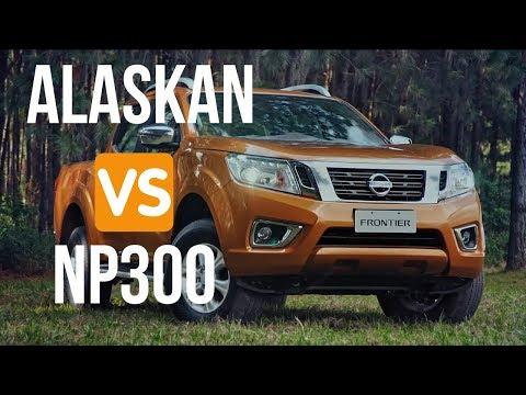 Renault Alaskan VS Nissan NP300 Cual Comprar y Porque ?