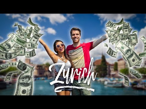 The MOST EXPENSIVE city in the world! | ZURICH