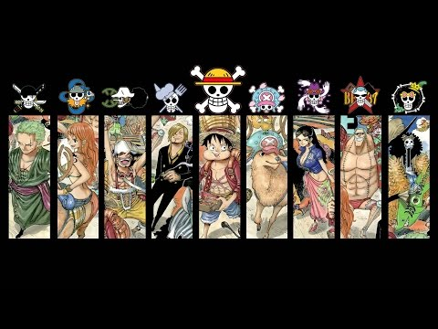 Straw Hat Crew Power Ranking