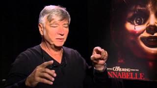 Annabelle: John Leonetti Exclusive Interview Part 1 Of 2 Talks Casting & Horror Techniques