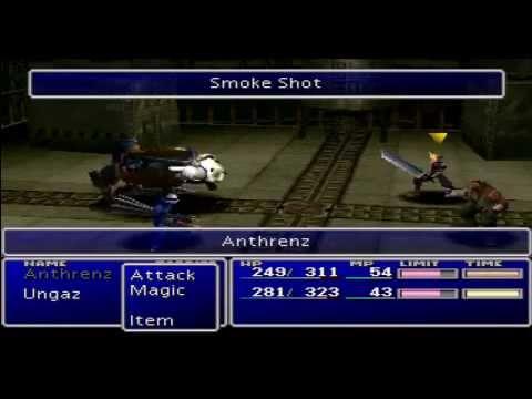 Final Fantasy 7 Eboot.pbp