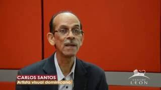 Leon Center. Interview with Carlos Santos Durán