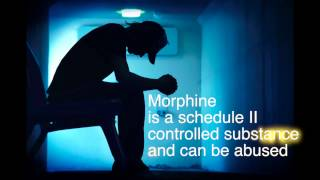 Morphine Addiction and Morphine Abuse