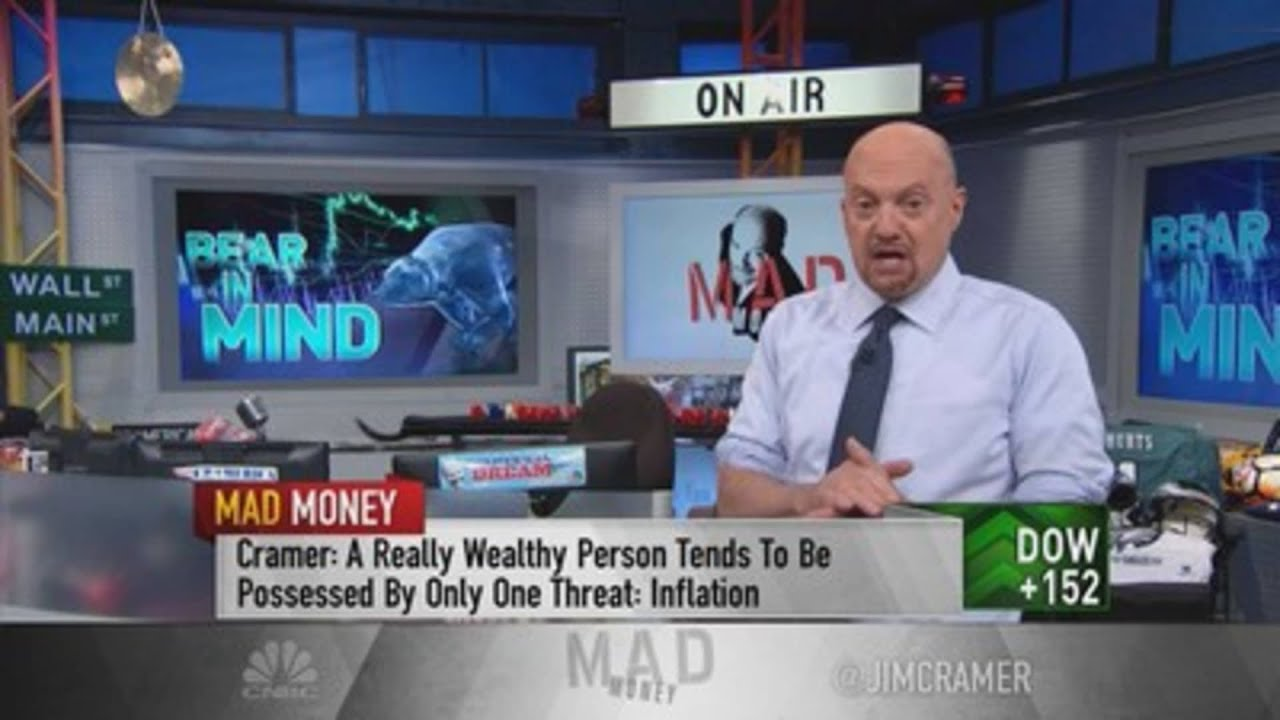 Jim Cramer believes it's time to stop taking investment advice from 'bearish billionaires' - CNBC Television