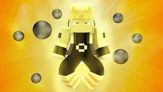 Minecraft: CORRIDA PVP - PODERES DO NARUTO!