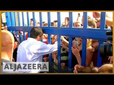 🇮🇹 Matteo Salvini: 'Italy and Sicily cannot be Europe's refugee camp' | Al Jazeera English