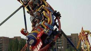 ААА!!! Дикий поезд, Мариуполь, Экстрим парк ➨