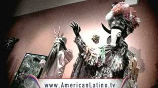 AfroMexican Exhibition in Chicago Segment