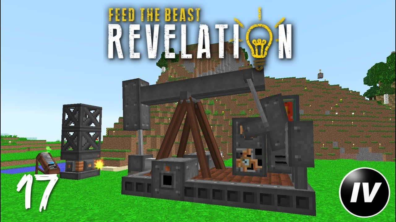 FTB Revelation - Ep 17 - Immersive Oil
