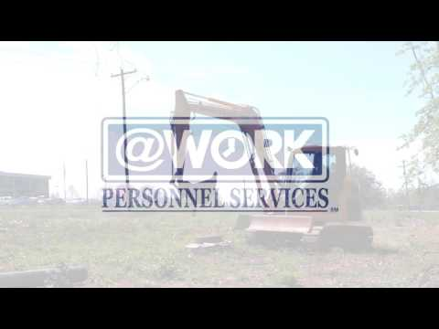 @WORK Utility Construction Staffing Tradesman Directory
