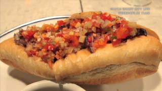 Italian Beef Sandwich at Moneygun