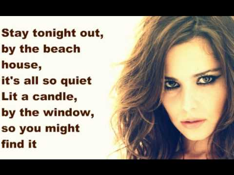 Cheryl Cole - The Flood (Lyrics On Screen!)