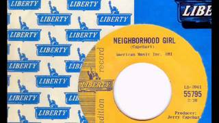 Rosalind Madison - NEIGHBORHOOD GIRL  (1965)