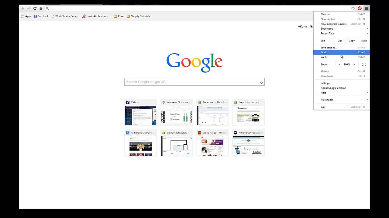 Find Downloaded Files Chrome Browser
