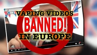 this vaping video is illegal