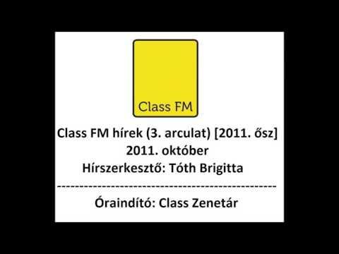 Class FM hírek (2011. ősz) 3. arculat mp3 letöltés