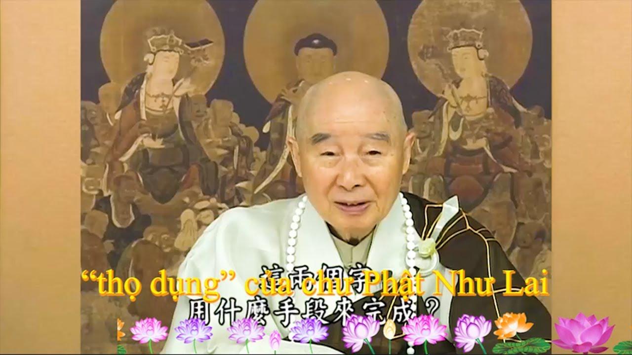 """TĐ:1408- """"thọ dụng"""" của chư Phật Như Lai"""