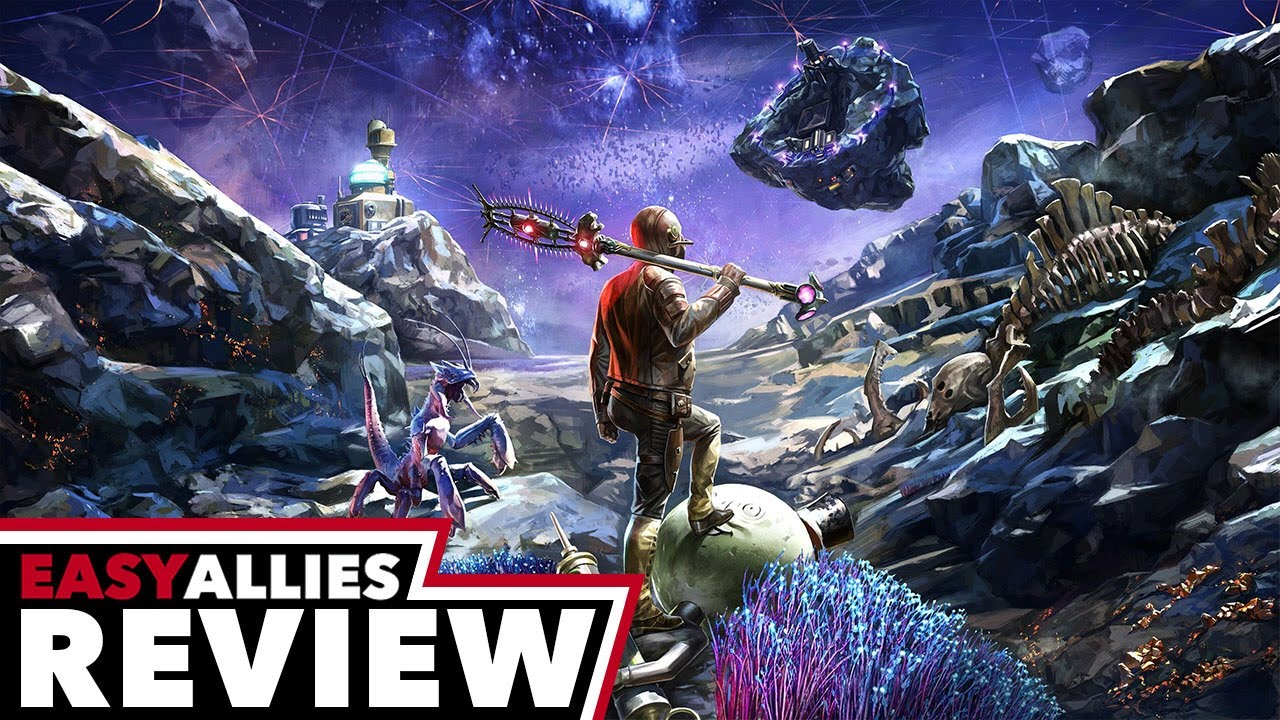 The Outer Worlds: Peril on Gorgon - Easy Allies Review (Video Game Video Review)